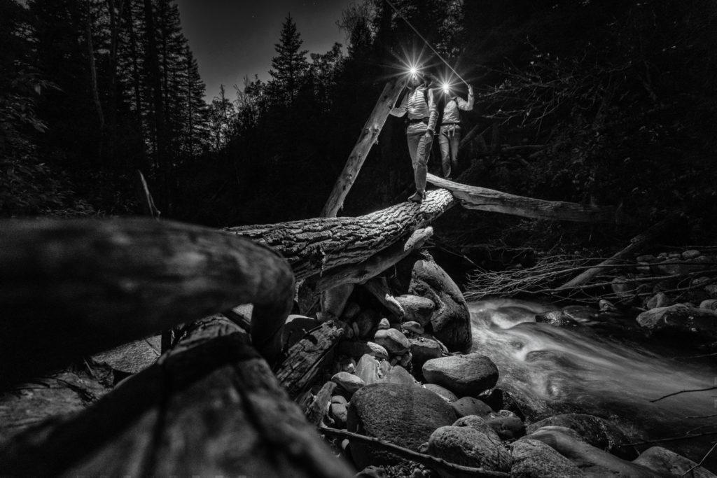 Black Diamond Social Media Producer Katy Dannenberg, Alex Hamlin / East Elk Canyon, CO / Photographer: Andy Mann