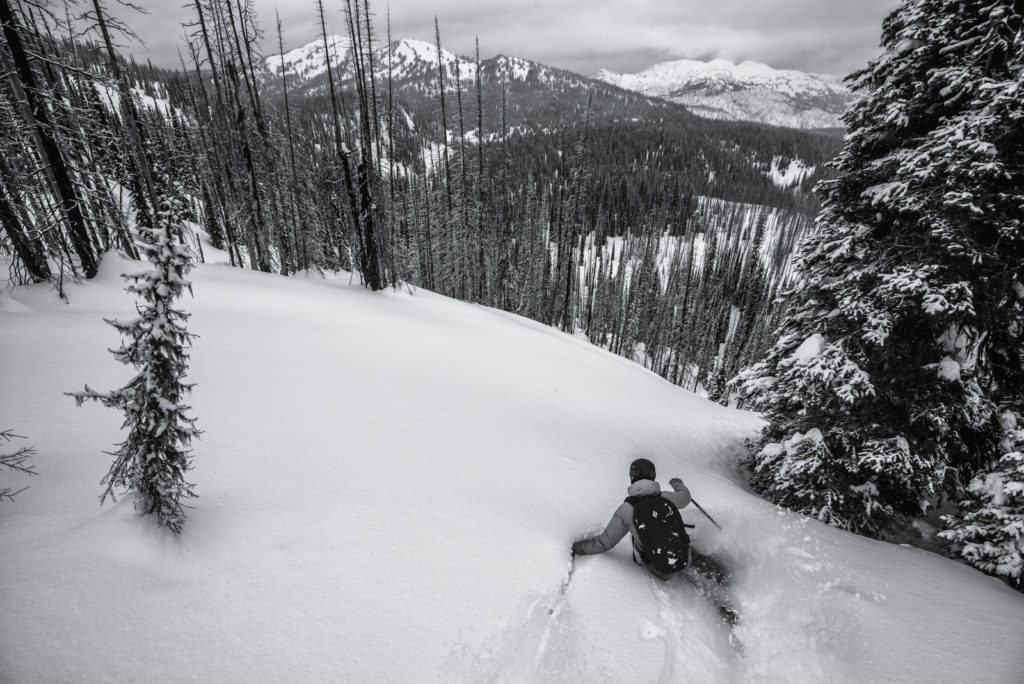 Black Diamond Ambassador Tobin Seagel/Monashees/Photographer: Rueben Krabbe